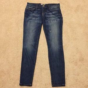 Current/Elliott Ankle Skinny Brighton Jeans!!
